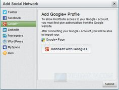 Automatically Publish your Blog Posts to Google+ Pages