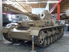 Рanzer IV Ausf.G in Panzermuseum Munster