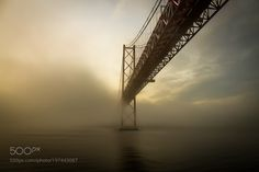 Fading Bridge by Ricardo_Mateus