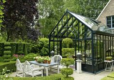 Conservatory/green house