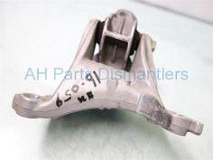 Used 2013 Honda Civic TRANSMISSION MOUNT  50850-TR7-A01 50850TR7A01. Purchase from https://ahparts.com/buy-used/2013-Honda-Civic-Engine-Motor-TRANSMISSION-MOUNT-50850-TR7-A01-50850TR7A01/111712-1?utm_source=pinterest