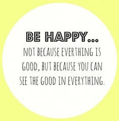 Be happy, quotes, chic, girl, positive, frases positivas www.PiensaenChic.com