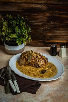 Hummus, Pork, Ethnic Recipes, Kale Stir Fry, Pork Chops