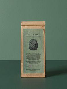 Organic Tea // Brain Tea   everyday needs
