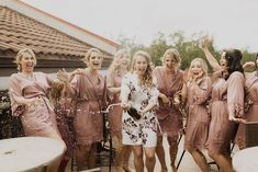 Champagne Bridal Party at VA Winery Alex Mari Photography Party Photos, Wedding Photos, Tuscan Style, Wine Tasting, Old World, Vows, Real Weddings, Champagne, Bridesmaid