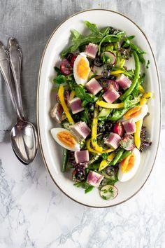 LV10.dk   Abgehakt: Salade niçoise mit Thunfischfilet   The Stepford Husband