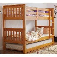 Tips, techniques, as well as resource with regard to acquiring the most effective outcome and also creating the maximum usage of bunk bed plans Bunk Beds With Drawers, Bunk Bed With Trundle, Bunk Beds With Stairs, Bunk Bed Rooms, Kids Bunk Beds, Bedroom Lamps Design, Double Deck Bed, Custom Bunk Beds, Loft Bed Plans