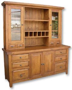 Narrow Kitchen Hutch Buffets The Wood Connection Home Decorating Pinterest Narrow