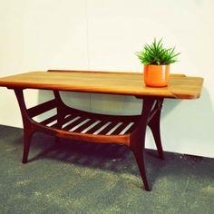 COFFEE TABLE //  Louis Van Teeffelen //  Webe //