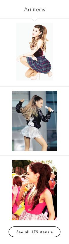 """Ari items"" by marissaackles997 on Polyvore featuring ariana grande, ariana, home, home decor, frames, video picture frames, pictures, grande, ariana grande. and ari"