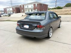 """Official """"Thunder Gray"""" Picture Thread - Page 14 - EvolutionM - Mitsubishi Lancer and Lancer Evolution Community Mitsubishi Ralliart, Lancer Es, Grey Pictures, Thunder, Evolution, Babe, Community, Gray, Ideas"""