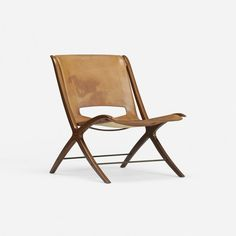 Peter Hvidt and Orla Mølgaard-Nielsen X lounge chair