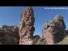 ▶ Nikopolis, the former Roman city of victory in #Epirus #Greece HD #Travel #video