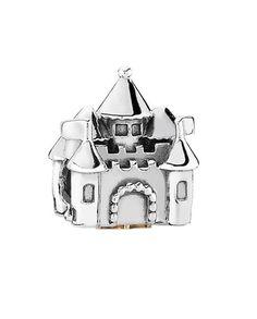 Charm Castelo Encantado - Pandora   Coquelux