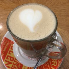 ... in the teas and chai lattes and other hand and heart-warmers that are made for us.