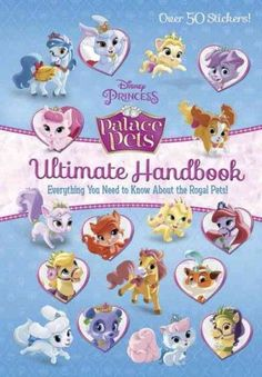 The ultimate handbook for all Disney Palace Pets fans can tell them all there is to know about the royal pets and the Disney Princesses who love them. Includes over 50 stickers.Author - Posner - Sanch