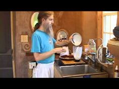 Learn how to make Probiotic rich live almond yogurt! Raw Breakfast, Breakfast Snacks, Breakfast Lunch Dinner, Breakfast Bowls, Almond Milk Yogurt, Vegan Yogurt, Probiotic Foods, Fermented Foods, Live Culture Yogurt