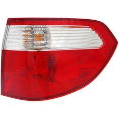 2005-2007 Honda Odyssey Tail Lamp RH, Outer, Assembly