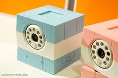 Amaryllo iCam HD baby monitor -- So many amazing features that we've never seen on a baby monitor before!