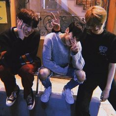 Korean Boys Ulzzang, Ulzzang Korea, Ulzzang Boy, Asian Boys, Asian Men, Foto Best Friend, Parejas Goals Tumblr, Korean Best Friends, Boy Squad