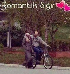 Romantik sığır. :) #mizah #matrak #komik #espri