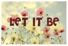Let it be... balancedwomensblog.com