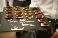 branded catering trays - Google Search