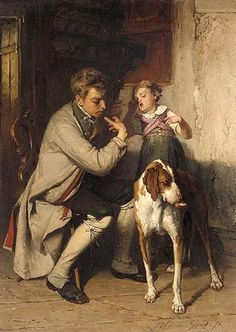 The Biscuit Thief Theodore Gerard