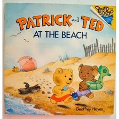 I loved Patrick and Ted growing up!  Who knew it was a series?