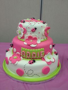Coolest Flower Birthday Cake Photo Gallery And How To Tips Flower