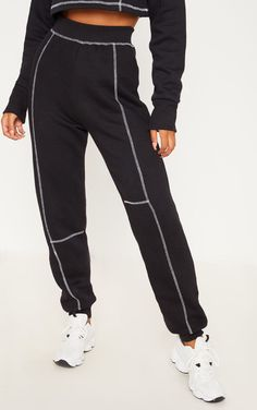 1dab581b 10 Great pants images | Ropa deportiva, Leggings negros, Pantalones