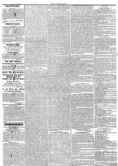 Connaught Telegraph 07-March-1838 - on Irish Newspapers