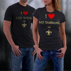 I love my Husband and Wife New Orleans Saints  #neworleanssaints #neworleanssaintsfans #neworleanssaintsjerseys #neworleanssaintsfan #neworleanssaintsfootball #neworleanssaints504 #neworleanssaintsnation #neworleanssaintsjersey #neworleanssaintss #neworleanssaints