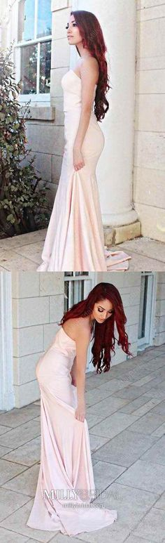 Long Prom Dresses Mermaid, Pink Formal Evening Dresses For Teens, 2019 Wedding Party Dresses Sweetheart, Elegant Pageant Graduation Party Dresses Jersey Best Formal Dresses, Prom Dresses Long Pink, Vintage Formal Dresses, Prom Dresses For Teens, Formal Dresses For Weddings, Mermaid Prom Dresses, Cheap Prom Dresses, Formal Evening Dresses, Trendy Dresses
