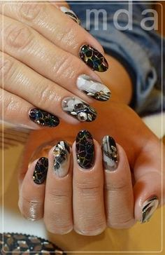!! The Netsu anymore It is a feeling Masterpiece Blog de Ginza nail ★ MDA NAiL | image of