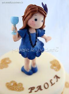 torta tilda style per il mio compleanno