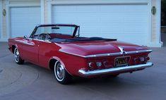 Richard Carpenter Car Collection 2005-1962 Plymouth Sport Fury