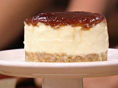 Cheesecake sem forno | A Confeitaria | Receitas  | Bemsimples.com