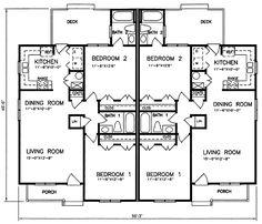 504 Best Duplex Plans Images In 2019 Floor Plans House Floor