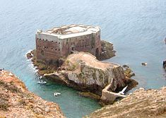 Some day, we'll travel to  Berlengas, Portugal
