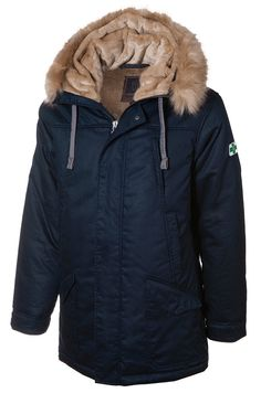 c114ed7b69b2 Men s HoodLamb Parka - VEGAN - recycled - this company is the shit!