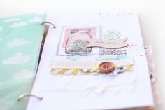 Love this page!  Awesome little book with lots of wonderful details!