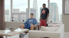 Blake Griffin says he loves his fresh Jordan gear from Foot Locker. But Blake does a lot of commercials, so how do we know he means it? CP3 helps us get to t...