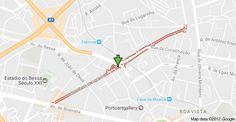 Mapa de R. de Pedro Hispano, Porto