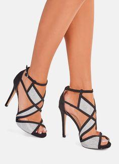 54e0a06b Srebrne ozdobne sandałki Weston w internetowym sklepie z butami DeeZee.pl  za 109,99