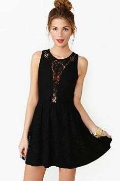 f5498014363 at Nasty Gal    black lace dress Lace Dress Black