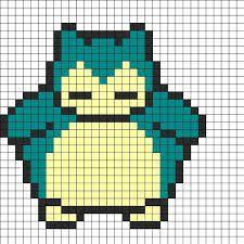 Resultado de imagen de mini hama beads pokemon 150