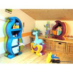 Patron de meuble en carton - Etagère Hoscar de L'Atelier Chez Soi