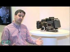 Phil Myers from @CVPgroup with an overview of Sony F65 updates announced at NAB.