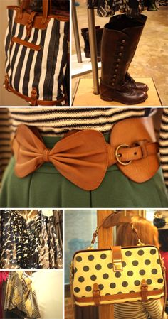 oh anthro!! via: Effortless Anthropologie: Color + Print: An evening with Anthropologie